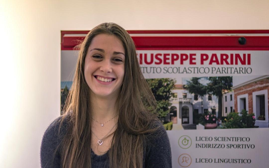 #SportiviAlLiceo / 4: Camilla Gianni