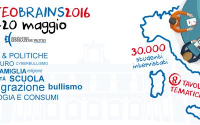 Proteobrains 2016: 5 ragazzi a Roma