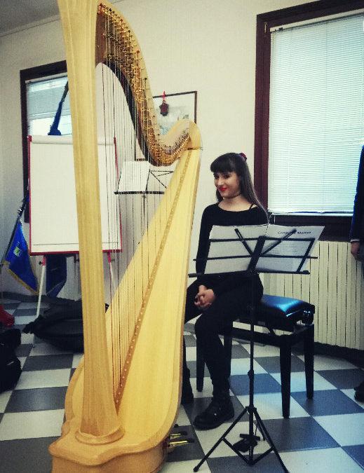 L'augurio in musica degli studenti del Parini