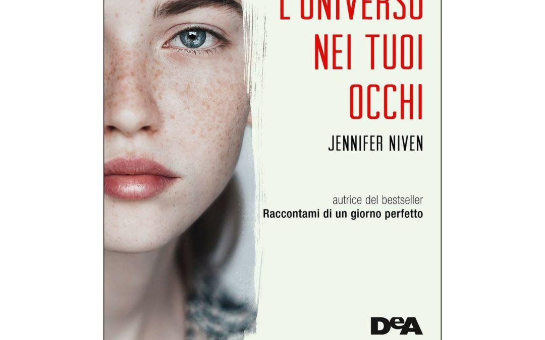 Incontro con la scrittrice Jennifer Niven