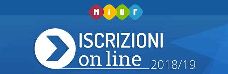 Iscrizioni Online a.s. 2018-2019