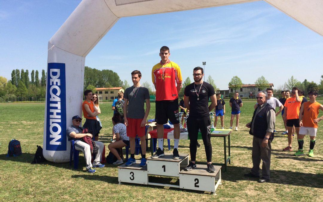 Giochi Sportivi Studenteschi: fase provinciale 2018