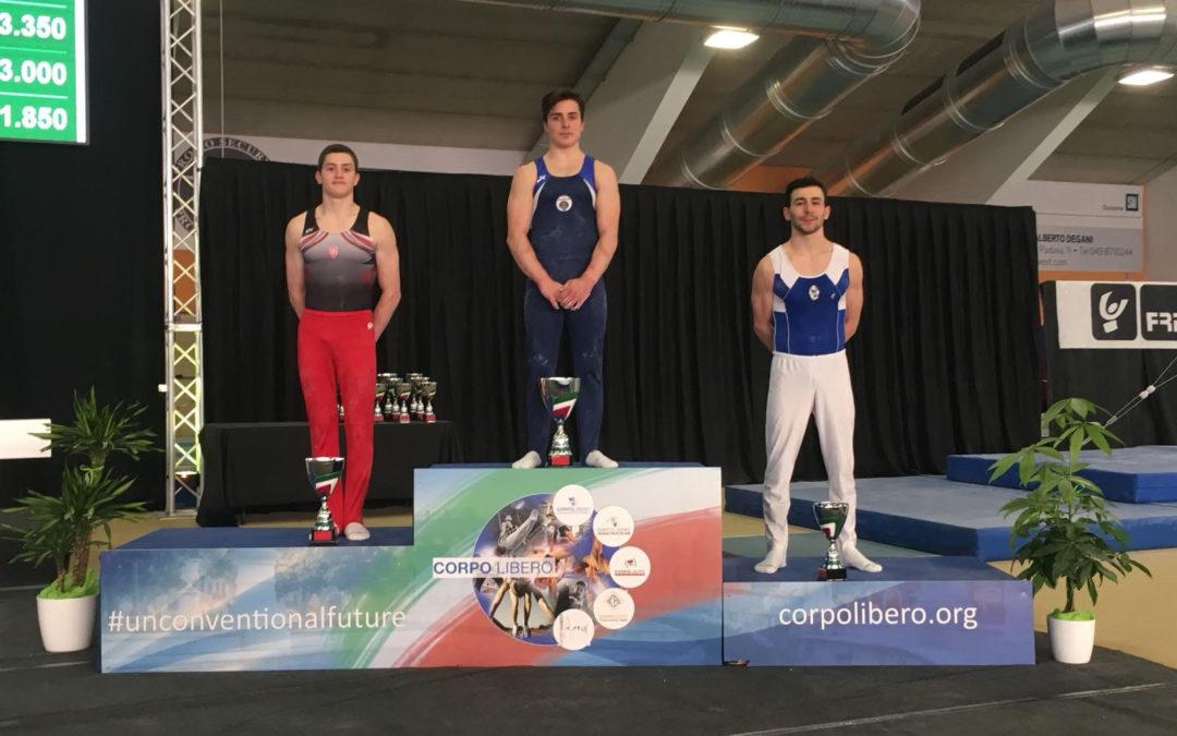 Castellaro campione d'Italia!