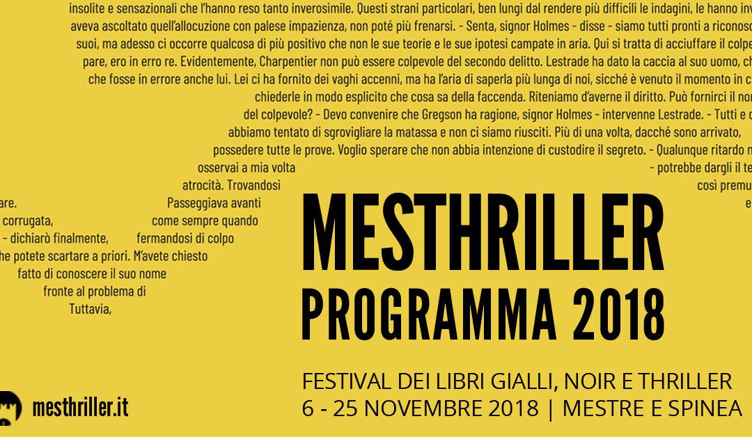 Mesthriller 2018