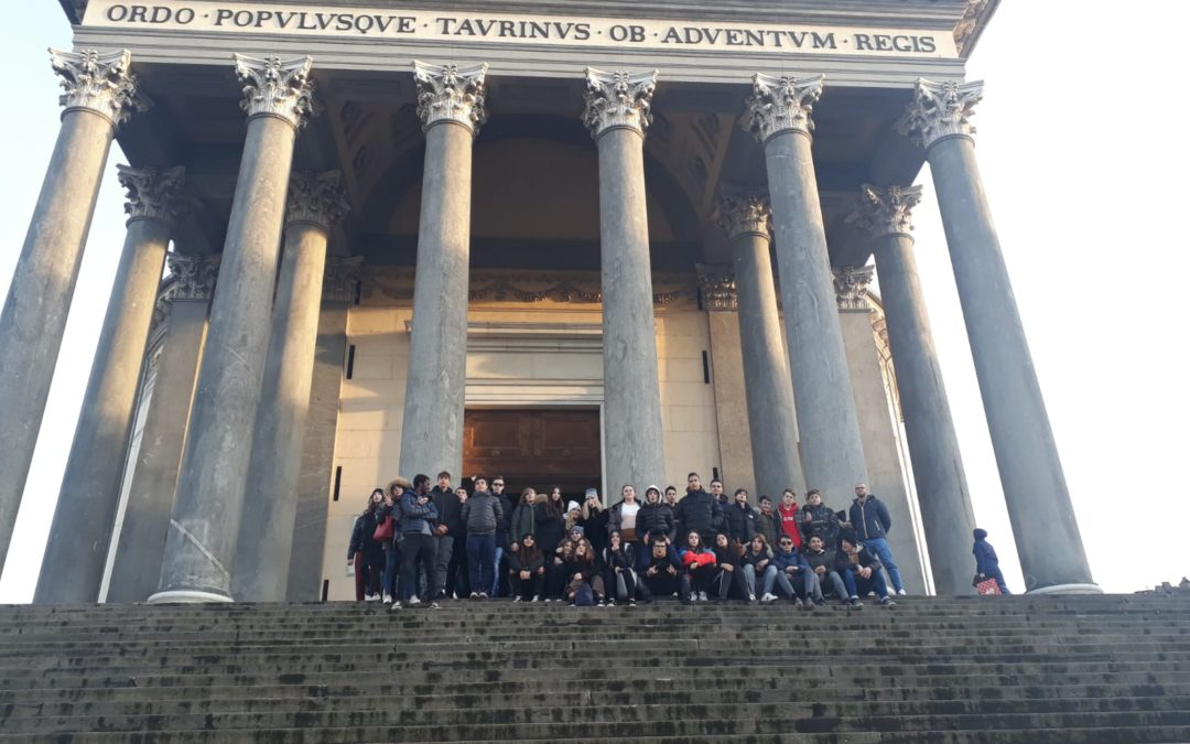 Viaggio di istruzione a Torino