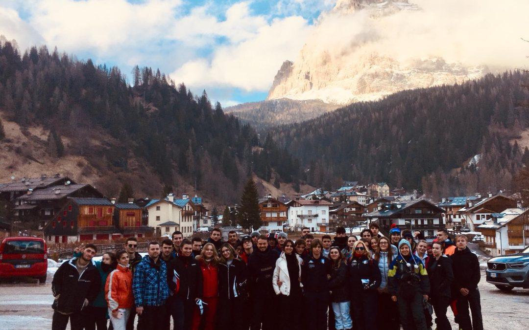 #GiornateDelloSport2019: viaggio di istruzione sugli sci